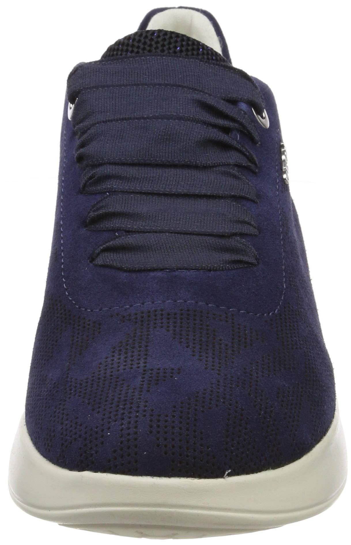 Geox Damen D Theragon C Sneaker 4