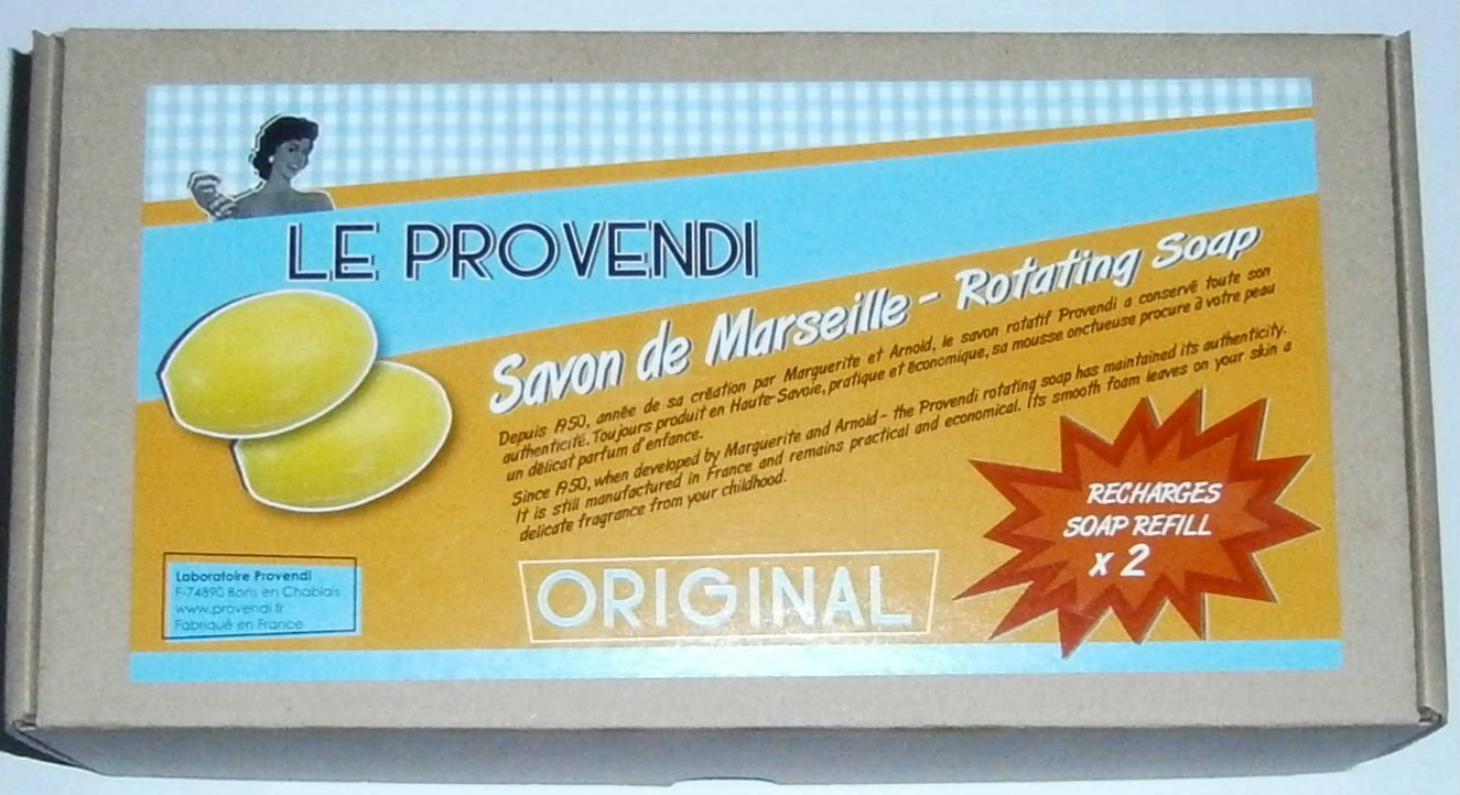 Savon De Marseille Le Provendi Seife 2 Zitronenseifen Für Original