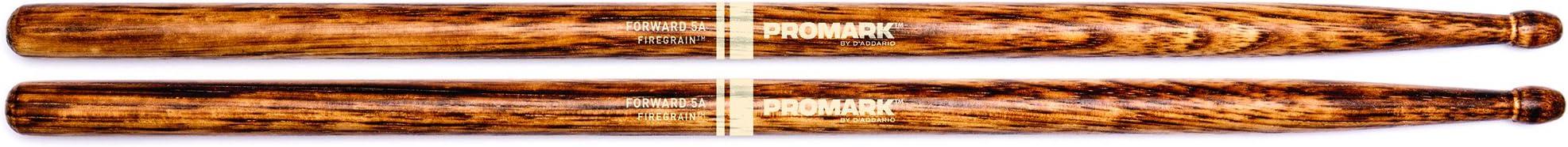 Promark Forward Balance 5A FireGrain Drumsticks