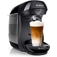 Bosch Tassimo Happy Multi-Drink Single Serve Coffee Maker, 1400 W, 0.7 L Única Black