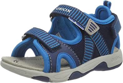 Geox B Sandal Multy Boy B, Chaussures Bébé Marche Garçon