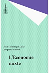 L'Économie mixte (Que sais-je ? t. 1051) (French Edition) Formato Kindle