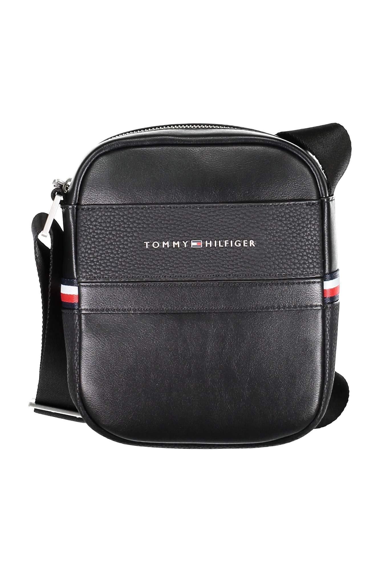 nueva llegada 60017 bf617 Tommy Hilfiger - Th Business Mini Reporter, Shoppers y bolsos de hombro  Hombre, Negro (Black), 6x21x18 cm (B x H T) — Carteras y Bolsos
