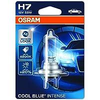 Osram 64210CBI-01B Lampe Halogène pour Voitures H7 12V PKW, Cool Blue Intense, Blanc, Blister individuel
