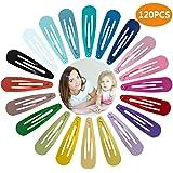 Viccess Mollette per Capelli Bambina Fermagli Capelli in Metallo Mollette per Capelli Colorati Antiscivolo Clips Accessori pe