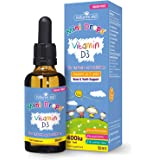 Natures Aid Vitamin D3 Drops, Bone Health, 50ml