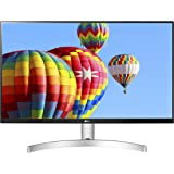 "LG 27ML600S Monitor 27"" FULL HD LED IPS, 1920x1080, 1ms MBR, AMD FreeSync 75Hz, Audio Stereo 10W, HDMI (HDCP 1.4), VGA, Uscit"
