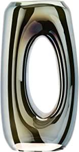 LSA International ES02 Eclipse Vase H32cm Mercury