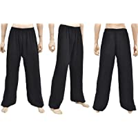 ShenLong Pantalon Kung-fu, Tai Chi, Viscose+Coton