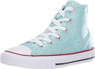 Converse Chuck Taylor all Star, Sneaker a Collo Alto Unisex – Bambini