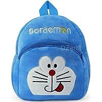 DZert Kids School Bag Soft Plush Backpacks Cartoon Boys Girls Baby (2-5 Years)