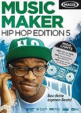 MAGIX Music Maker Hip Hop Edition 5 [Download]