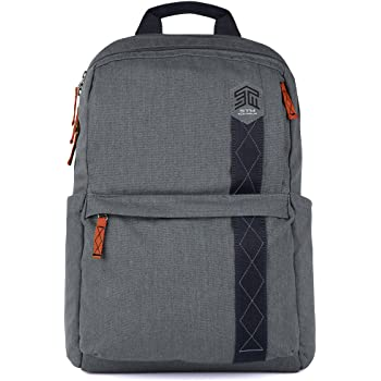 stm Banks Backpack for 15-Inch Laptop - Tornado Grey