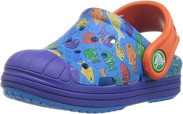 Crocs Bump It Graphic Boys Clog in Blue