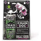 Muc-Off MUC951 Chain Doc - Bike Chain Cleaning Machine Met Roterende Borstels Voor Een Snelle Schoon - Inclusief 400ml Biolog