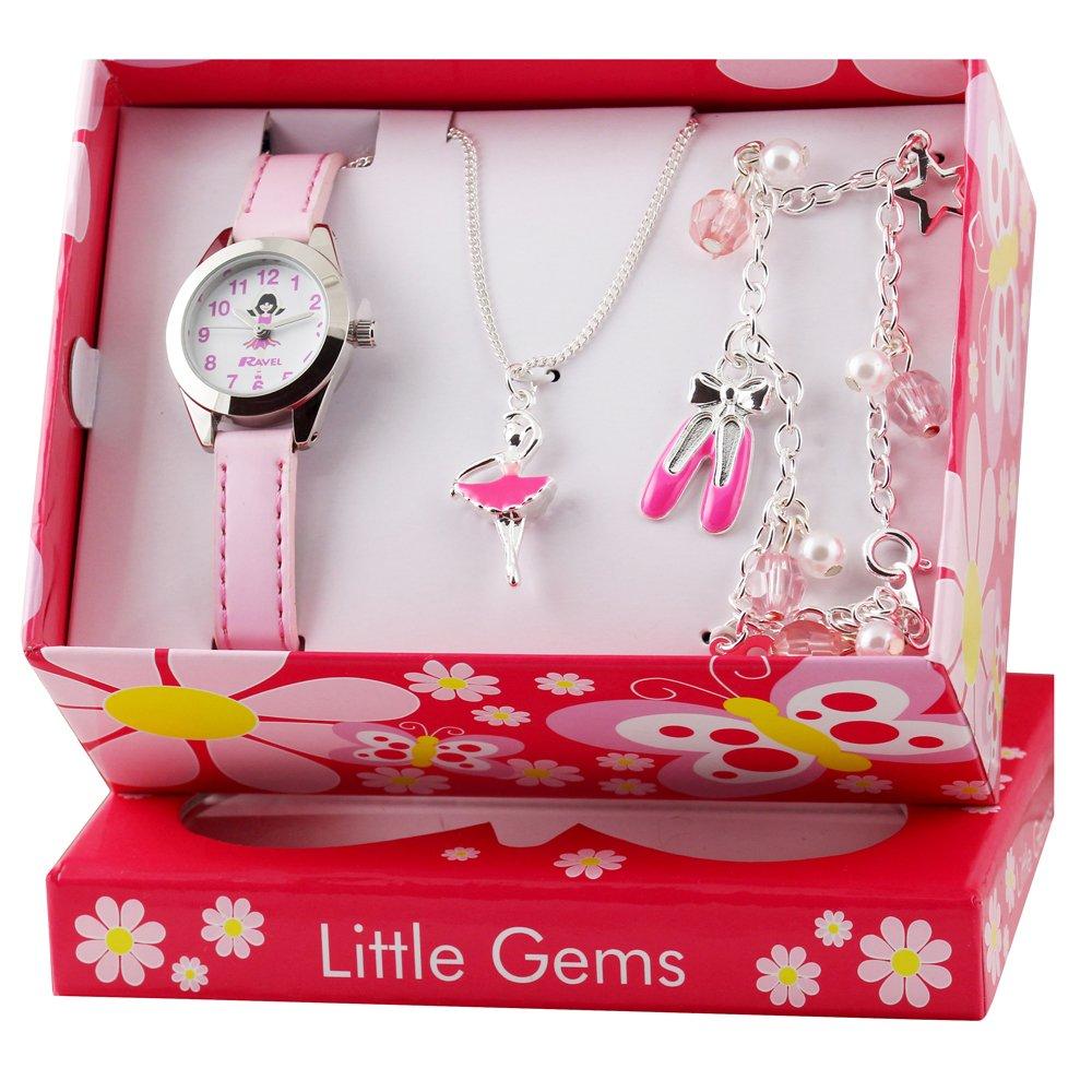 Ravel R2208 – Reloj para niños de cuarzo, correa de plástico, color rosa