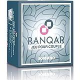 Jokubo RANQAR | Jeu pour couple - Jeu de société pour adulte - Jeu de cartes coquin | cadeau de Mariage, cadeau pour couple,