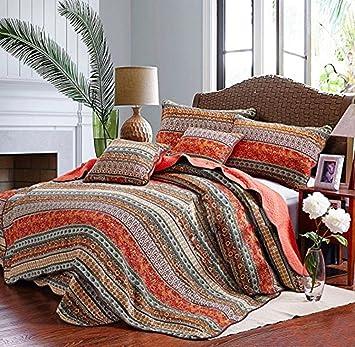 vclife® baumwolle tagesdecke bettdecke schlafzimmer bettüberwurf ... - Patchwork Tagesdecke Bettuberwurf Schlafzimmer
