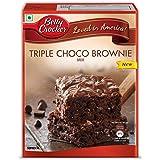 Betty Crocker Brownie Mix, Triple Choco Brownie, 425 gm