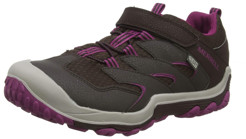 Merrell Unisex Kids M-Chameleon 7 Low a/C Waterproof Rise Hiking Boots 1