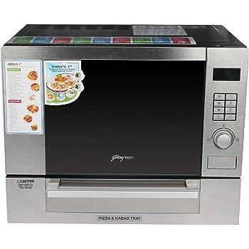 Godrej 25 L Grill Microwave Oven Gme 25gp1 Mkm 25l Mwgrpz