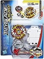 Beyblade- Spryzen Requiem S3 Peonza con Lanzador, Multicolor (Hasbro Modelos aleatorios)