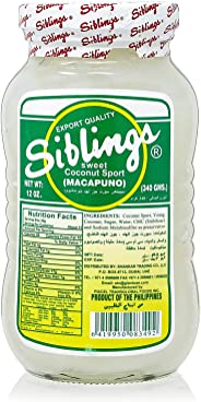 Siblings Sweet Coconut Sport Macapuno - 340 gm