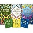 Pukka Thee Collections Bundel - 60 zakjes - 3 smaken x 20 zakjes