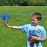 ShinePick Mini Drone para Niños y Adultos, Recargable UFO Drone Movimiento Control Mano Drones Juguetes Voladores con Luz LED