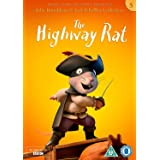 The Highway Rat – Julia Donaldson and Axel Scheffler Collection [DVD] [2019]