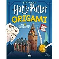 Harry Potter Origami: ¡Con 15 manualidades de papiroflexia!