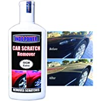 INDOPOWER AA15 CAR Scratch Remover 200gm,Advanced Formula Rubbing Compound (Not for Dent & Deep Scratches)