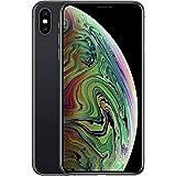 Apple Iphone XS Max With Facetime - 256 GB, 4G LTE, Space Grey, 4 GB Ram, Single Sim & E-Sim