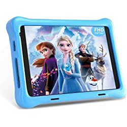 Tablet Bambini 8 Pollici Android 10 kids tablet 2GB+32GB Display IPS FHD Tablet per Bambini