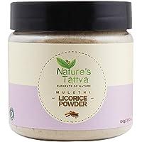 Nature's Tattva Licorice Powder (Mulethi Powder), 100g