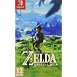 "Nintendo 217915 Videospel ""The Legend of Zelda: Breath of the Wild"""