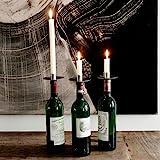 """Unbekannt Odin""""Cappo"""" Kerzenständer für Flaschen"""