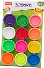 Funskool-Fundough Fun Pack, Multi Colour