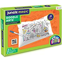 Jungle Magic Doodle Artz Music