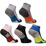 BestSale247 - 12 pares de calcetines deportivos cortos para hombre, de algodón, 39-42; 43-46
