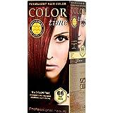 Color time, tinte permanente para el cabello de color rojo ...