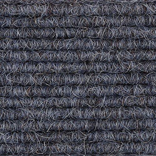 Teppichboden Teppich-Fliese | Tretford Interland ECO | 50x50 cm | grau 520