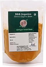 B&B Organics Turmeric Powder, 1 kg
