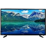 """LEVEL 39"""" Pouces 99 cm TV HD8239 (TNT, Full Matrix LED Light, HD Téléviseur, Triple Tuner, CI +, HDMI, USB) Design Noir Brill"""