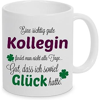Tassenkingtm Einen Guten Kollegen Tasse Kaffeebecher