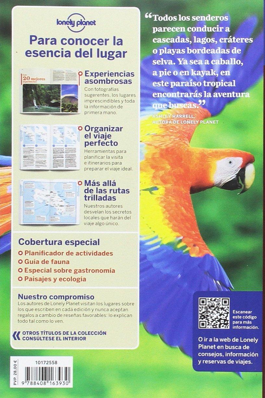 Costa Rica 7 (Guías de País Lonely Planet) 1