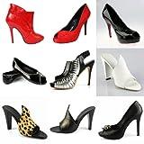 chaussures à talons hauts...