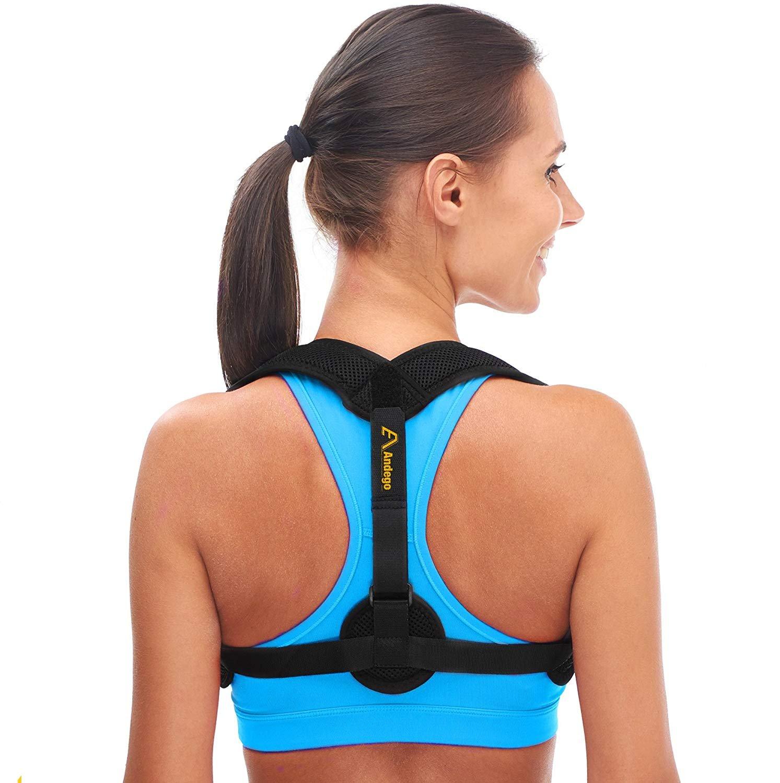 Corrector de Postura – Corrector de Espalda – Corrector Espalda Mujer – Corrector Espalda Hombre – Diseño Discreto