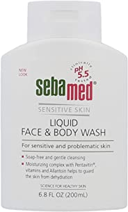 SebaMed Liquid Face and Body Wash 200ml