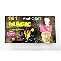 Negi 101 Super Magic Tricks Set Easy to Perform for Kids